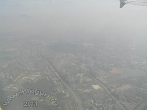 Загрязнение атмосферы Китая