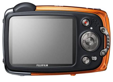 FujiFilm finepix-xp50 задняя сторона