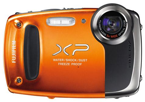 FujiFilm finepix-xp50