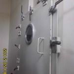 Герметичные двери лаборатории редких инфекционных болезней