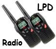 Lpd радио диапазон