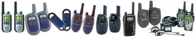 Портативные радиостанции Карманные рации 433 МГц