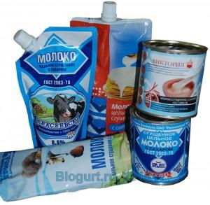 Тест сгущённого молока