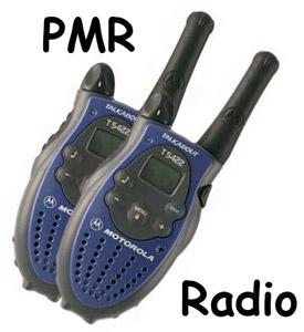 PMR радио диапазон