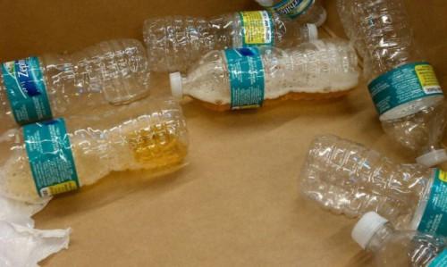 Бутылки с сюрпризом